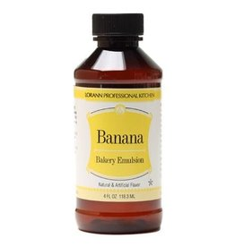 Lorann Lorann - Banana Emulsion - 4oz, 0740-0800