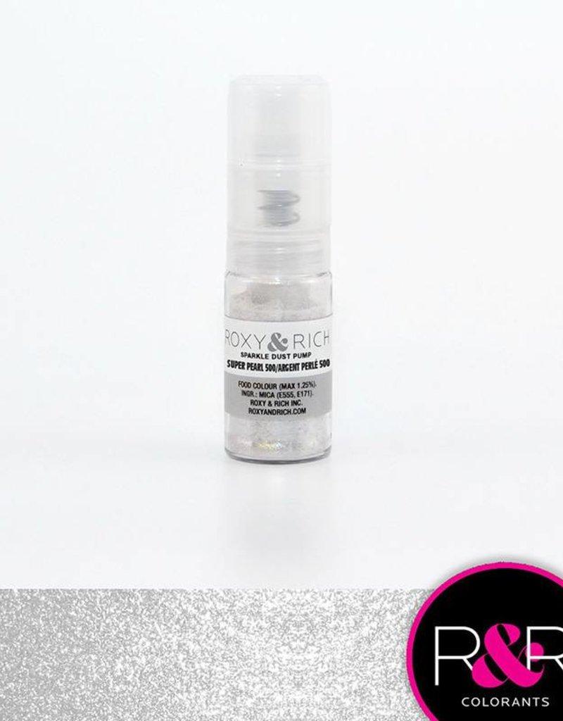 Roxy & Rich Roxy & Rich - Sparkle Dust Pump, Super Pearl 4g
