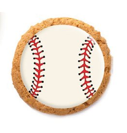Dobla Dobla - Cookie Topper, Baseball (126ct), 23191-R