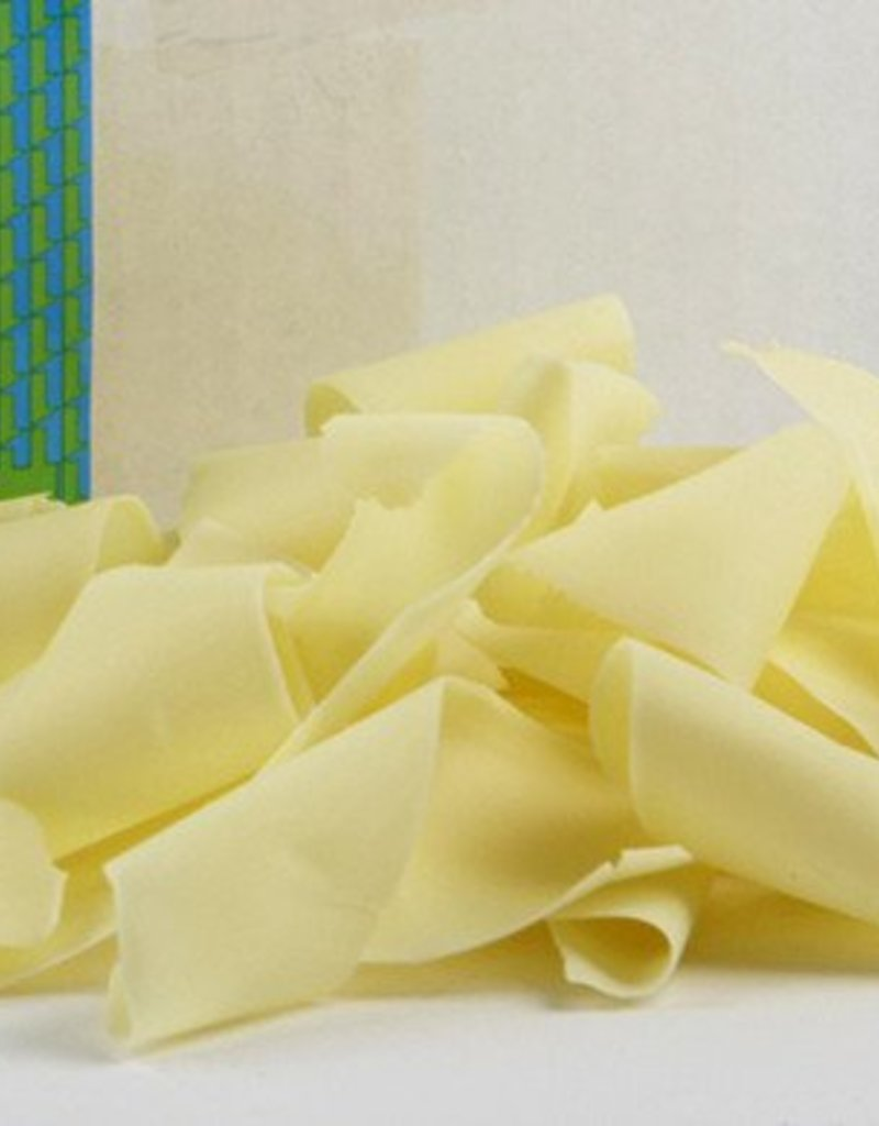 Pastry 1 Pastry 1 - White Chocolate Flat Shavings, Large - 8oz, PA3512-R