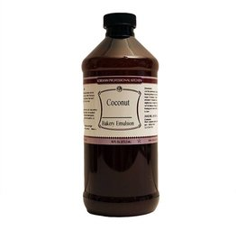Lorann Lorann - Coconut Emulsion - 16oz, 0744-1000