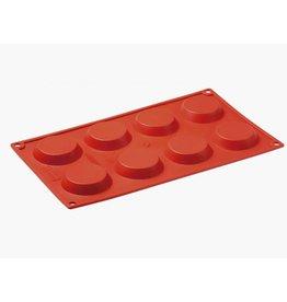 Pavoni Pavoni - Formaflex silicone mold, Florentine (8 cavity), FR019