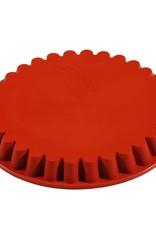 Pavoni Pavoni - Formaflex silicone mold, Tonda Cannellat 300mm, FRT053