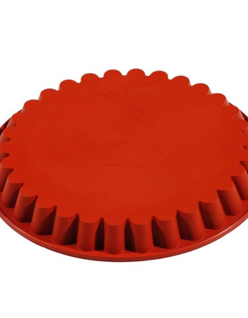 Pavoni Pavoni - Formaflex silicone mold, Tonda Cannellat 280mm, FRT052