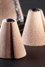 Pavoni Pavoni - Pavoflex silicone mold, Cono Mignon (54 cavity), PX022