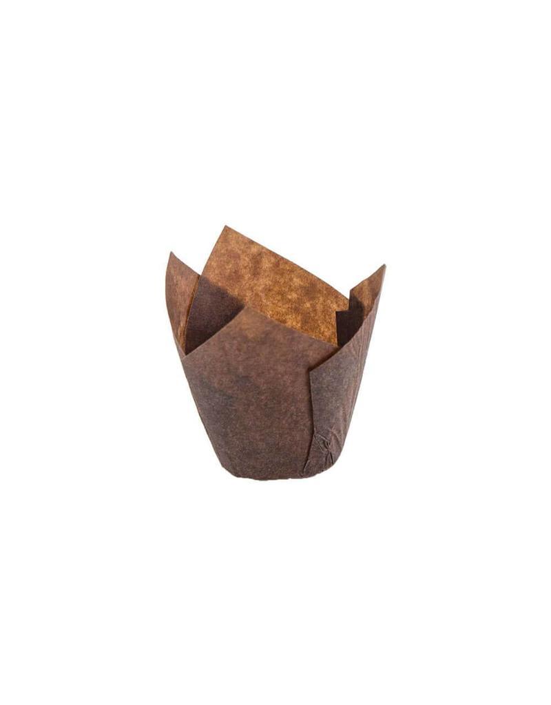 Novacart Novacart - Brown Regular Tulip Cup, 2 x 3-1/2'' (2000ct)