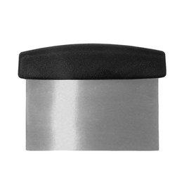 Winco Winco - Dough Scraper w/ plastic handle, DCS-2
