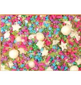 Mavalerio Mavalerio - Graffiti Sprinkle Mix, Unicorn - 1 lb