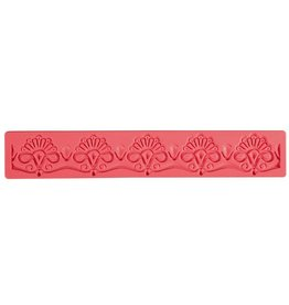 Pavoni Pavoni - Decorative silicone border mold, ST10