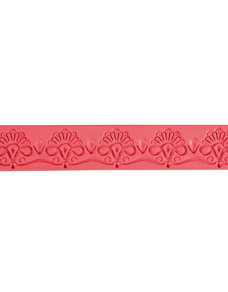 Pavoni Pavoni - Decorative silicone border mold, ST10