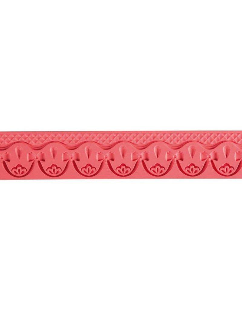 Pavoni Pavoni - Decorative silicone border mold, ST11