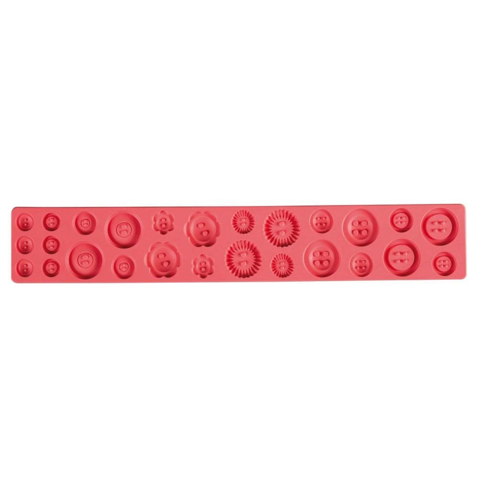 Pavoni Pavoni - Decorative silicone border mold, ST16