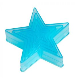 Ateco Ateco - Star Cutter - Polycarbonate (5ct), 5750 *4*