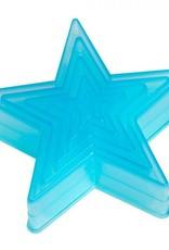Ateco Ateco - Star Cutter - Tritan (5ct), 5750 *4*