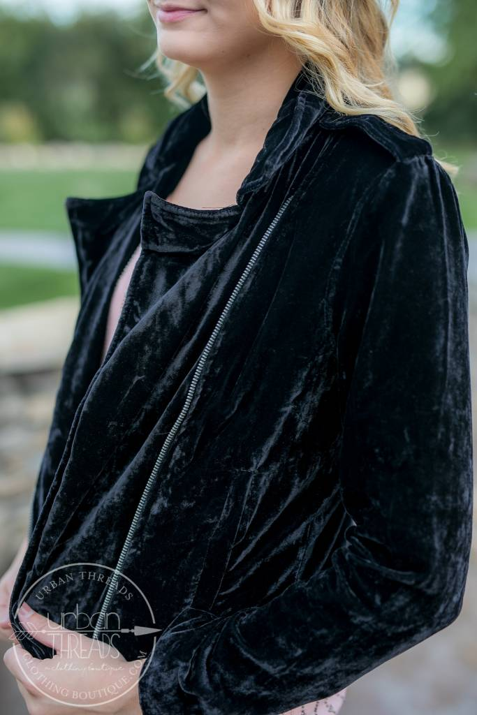 BB Dakota Black Jacket