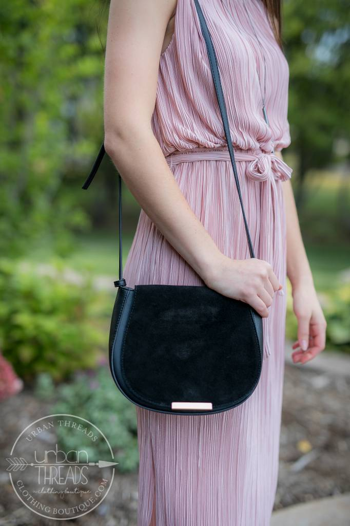 Bolly Black Crossbody