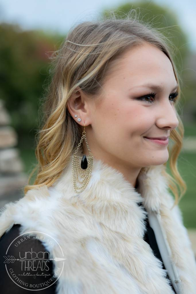 Overcast Earrings