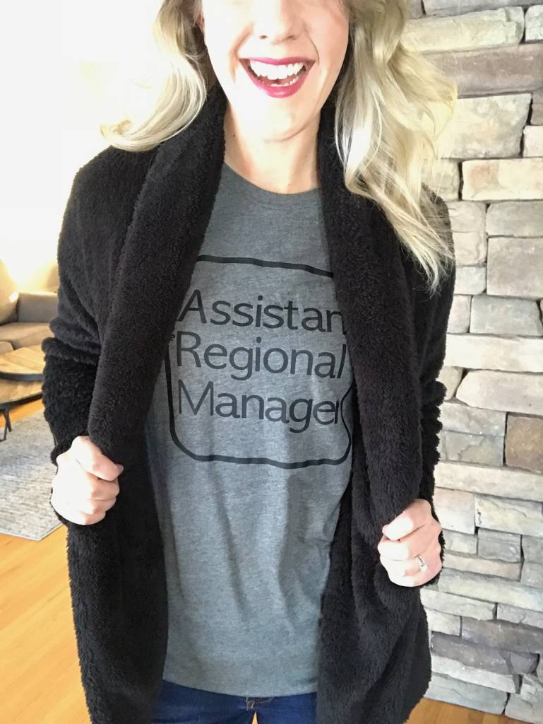 Assistant Regional Manager Tee