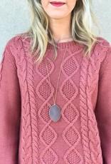 Wanna Spoon Rose Sweater