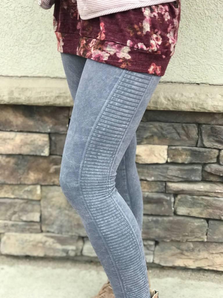 Nikibiki Granite Ladder Leggings
