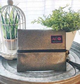 Small Glitter Makeup Bag