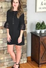 BB Dakota Pour It Up Black Dress