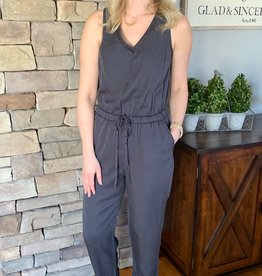 Dex Clothing Slate Jumpsuit
