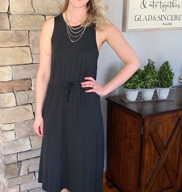 Alternative Apparel Audrey Tank Dress (Black)