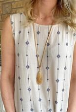 Natural Adjustable Necklace