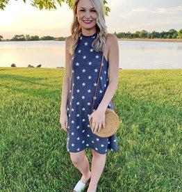 Alternative Apparel Jersey Star Dress