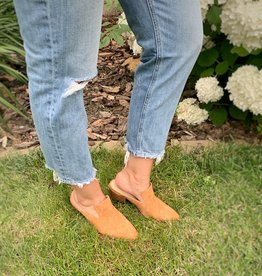 Whiskey Heeled Mules