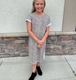 Kids Leopard Dress