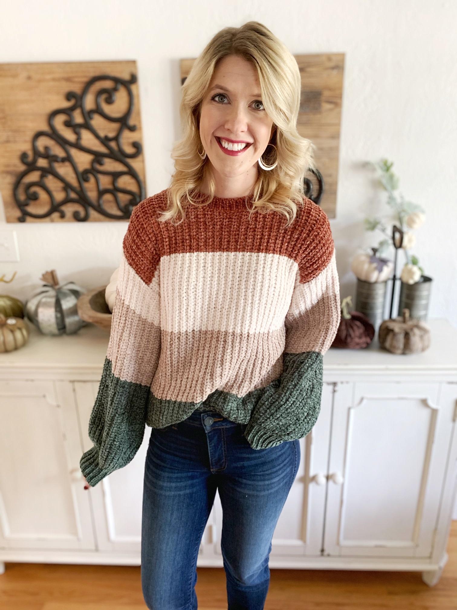 Olive Sadie Sweater