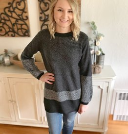 Charcoal/Gray Sweater