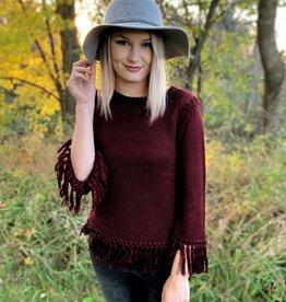 Wild and Free Sweater