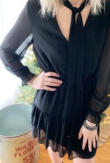 9 to 5 Black Dress
