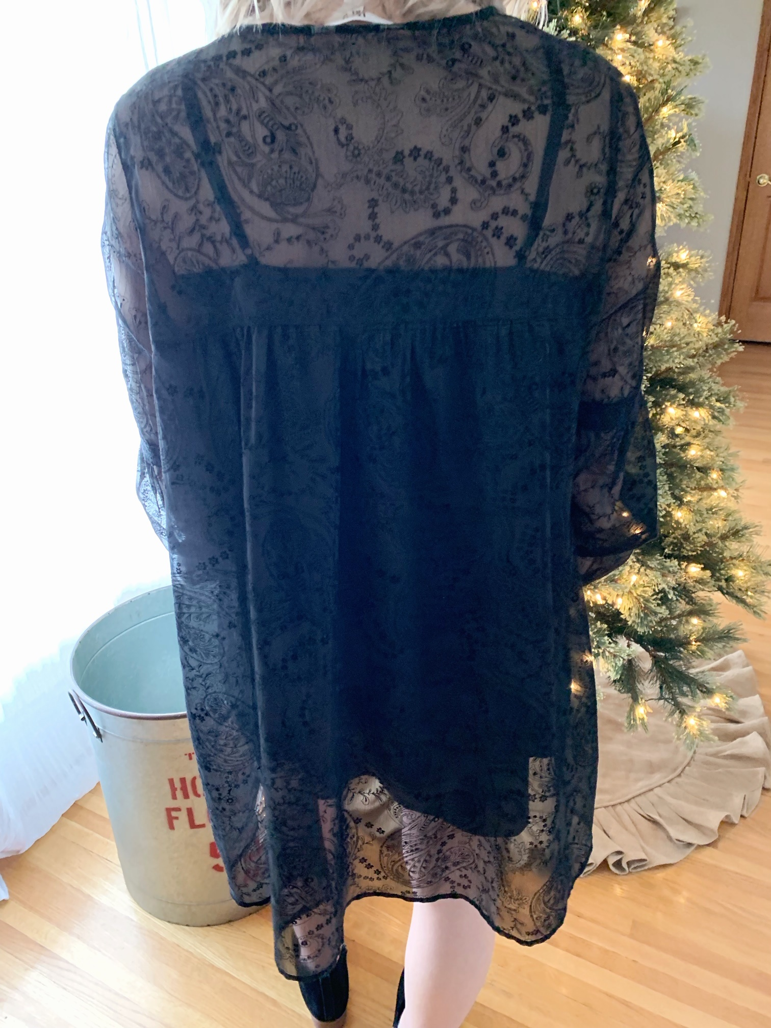 Andrews Lace Dress