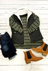 Black Vail Vest