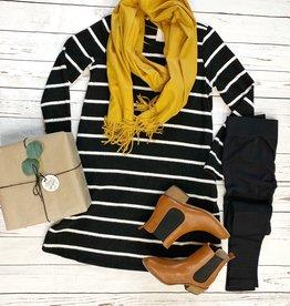 So Soft Striped Tunic