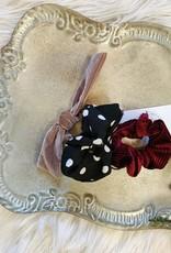 Dancer Scrunchie Set