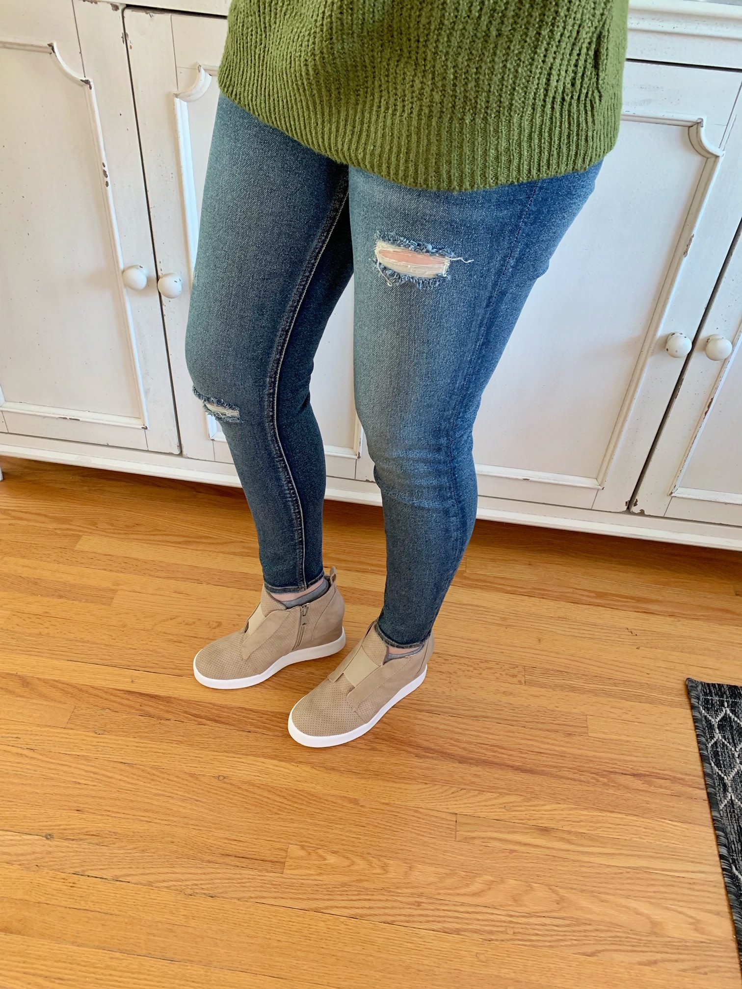 KUT from the Kloth KUT Donna Ankle Skinny in React