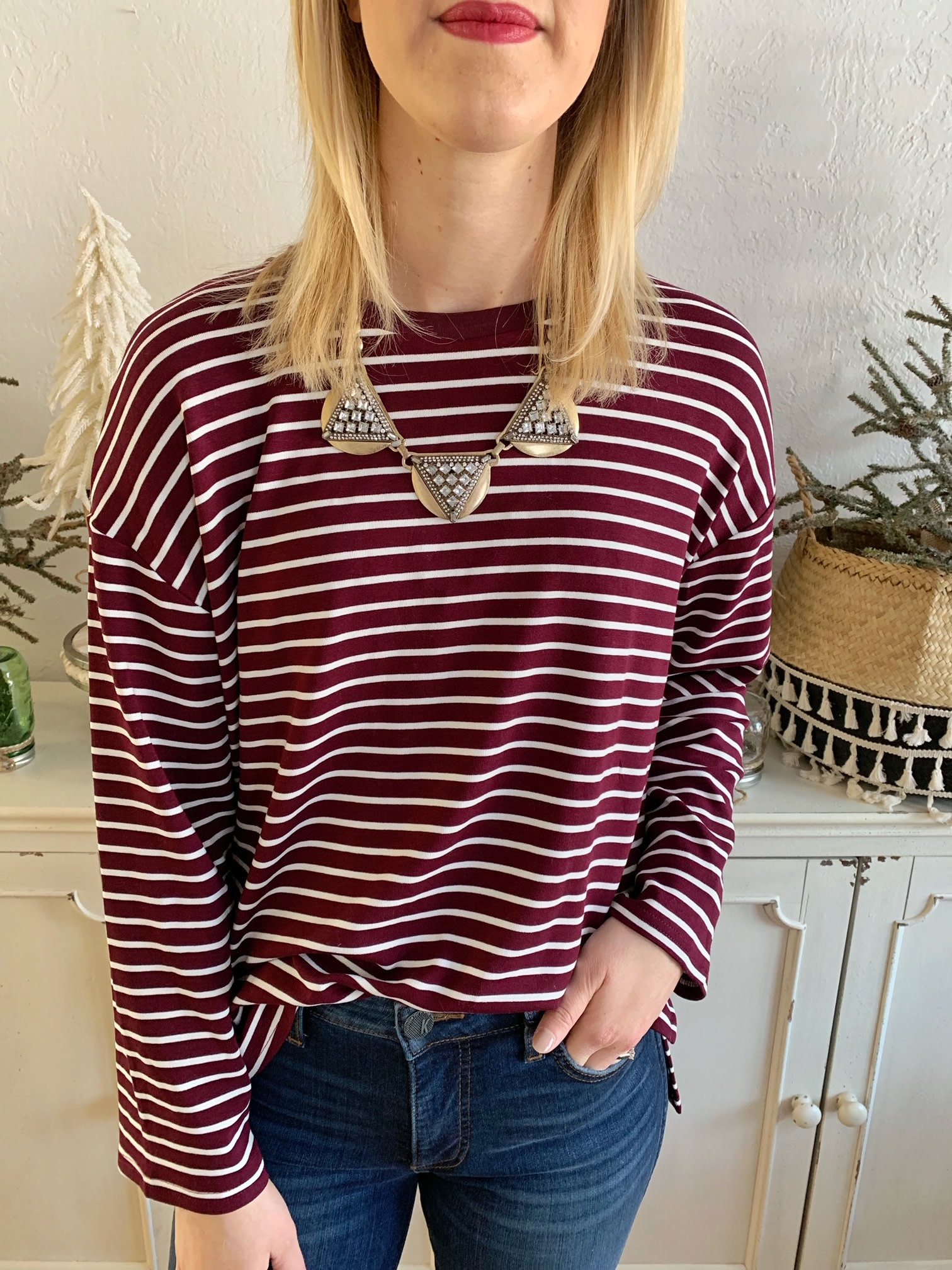 Arthur Striped Top
