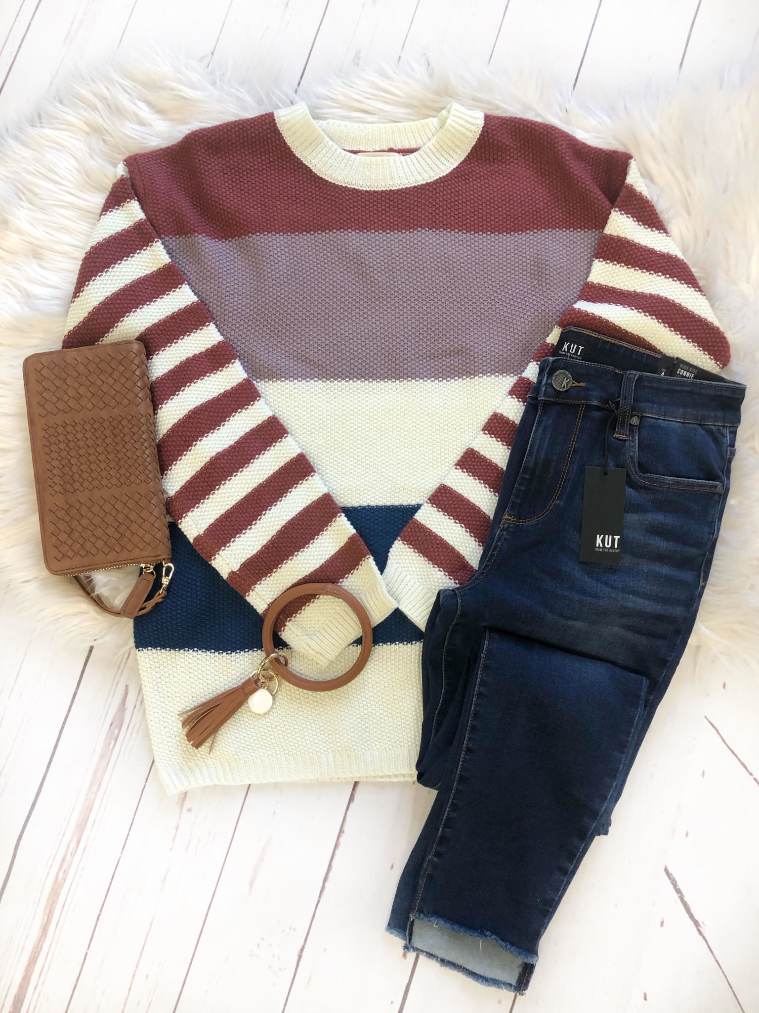 Terra Cotta Sweater