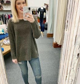 Juniper Chenille Sweater