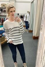 Ava Striped Sweater