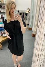 Ava Shirring Dress