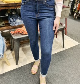 Kancan Dark Ava High Rise Jean