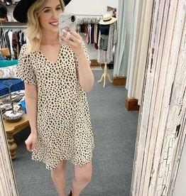 Mia Animal Print Dress