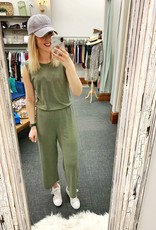 Harper Cropped Jumpsuit