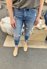 Kancan Hannah High Rise Jeans